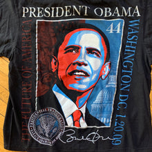 Load image into Gallery viewer, Barack Obama 2009 Inauguration T-Shirt