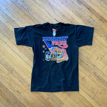 "Load image into Gallery viewer, Time To Fly ""Runnin' Free"" Single Stitch T-Shirt"