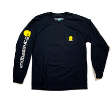 Load image into Gallery viewer, Clocking Out Pocket Longsleeve T-Shirt