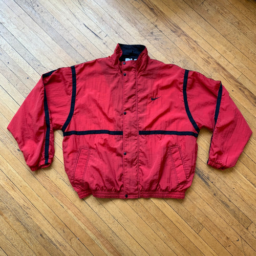 Nike Solid Piping Windbreaker