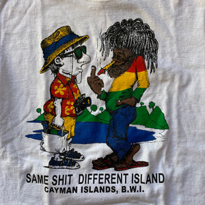 Same Shit, Different Island T-Shirt