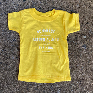 Accountable Toddler T-Shirt