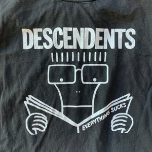 "Descendents ""Everything Sucks"" Band T-Shirt"