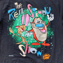 Load image into Gallery viewer, The Ren & Stimpy Show 1996 Characters T-Shirt