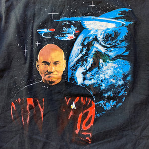 Star Trek Picard Made In U.S.A T-Shirt
