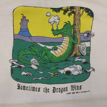 Load image into Gallery viewer, Sometimes The Dragon Wins Single Stitch T-Shirt
