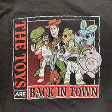 "Load image into Gallery viewer, Toy Story 4 ""Toys are back"" T-Shirt"