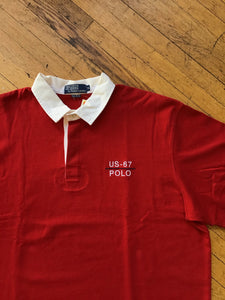 Polo RL US-67 Solid Rugby