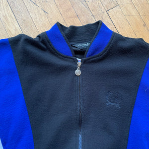 Christian Dior Color Block Athletic Jacket