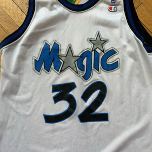 Champion NBA Magic 32 Blank Jersey