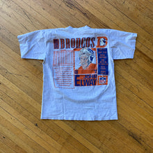 Load image into Gallery viewer, NFL Broncos 90's John Elway T-Shirt