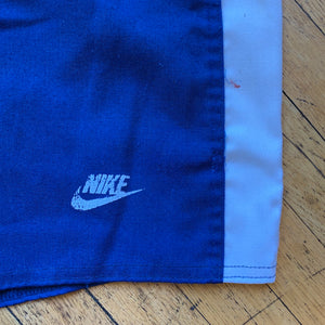 Nike Orange Tag Made In U.S.A Running Shorts