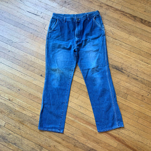 Wrangler Pin Strip Jeans