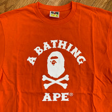 Load image into Gallery viewer, BAPE Pirate Logo T-Shirt