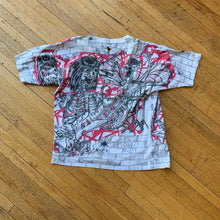 Load image into Gallery viewer, Morbid Rags Allover Print Single Stitch T-Shirt