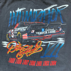Dale Earnhardt 7 Time Winston Cup Champion T-Shirt