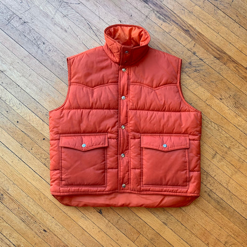 Sigallo Solid Puffer Vest
