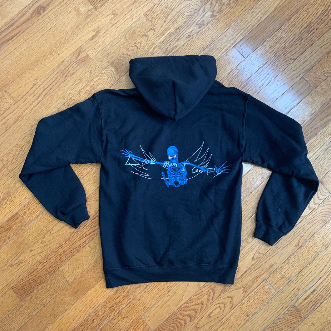 Travis Scott Look Mom I Can Fly Documentary Hoodie