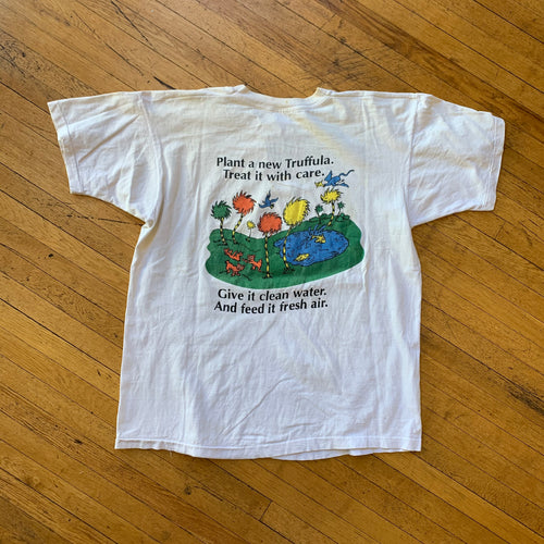 Dr. Suess The Lorax Truffula Single Stitch T-Shirt