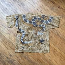 Load image into Gallery viewer, Rattlesnake Crystal Wash T-Shirt
