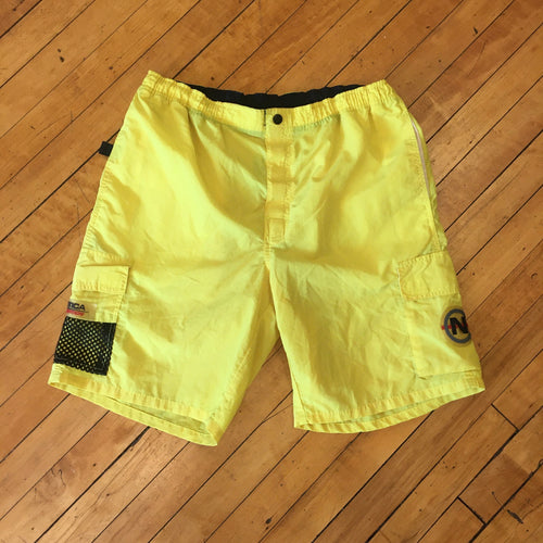 Nautica Competition Solid Nylon Shorts