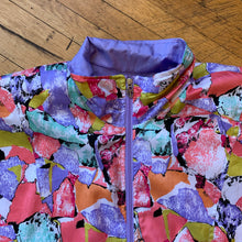 Load image into Gallery viewer, Lavon Abstract All Over Print Windbreaker
