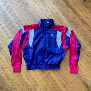 Nike Late 80's Color Block Windbreaker