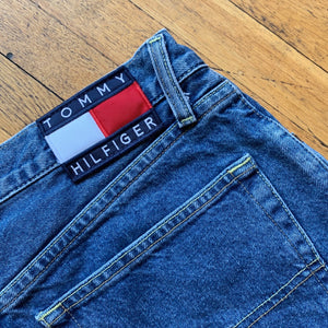 Tommy Jeans Cutoff Shorts