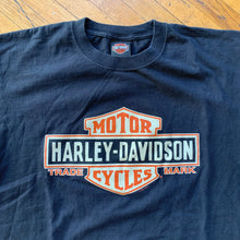 Load image into Gallery viewer, Harley Davidson Napoli Italy T-Shirt