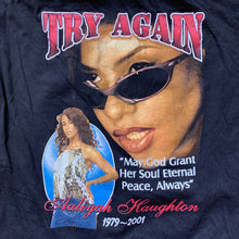 Load image into Gallery viewer, Aaliyah Memorial T-Shirt