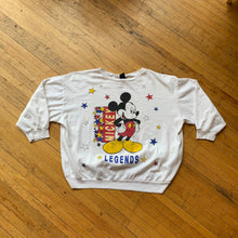 Load image into Gallery viewer, Mickey Mouse Legends Made In U.S.A Crewneck