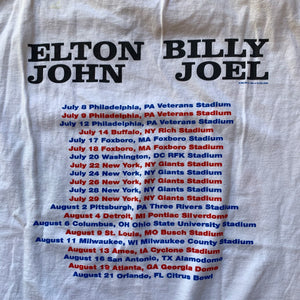 Elton John & Billy Joel 1994 Tour T-Shirt