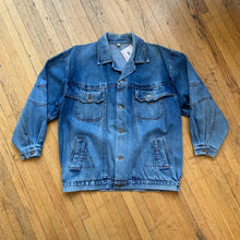Load image into Gallery viewer, The Classic Members Oversized Denim Jacket