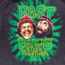 "Load image into Gallery viewer, Cheech & Chong Up In Smoke ""Best Buds"" T-Shirt"