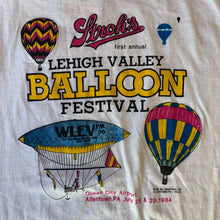 Load image into Gallery viewer, Lehigh Valley 1984 Balloon Festival Single Stitch T-Shirt