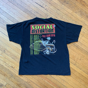 Social Distortion 2010 Tour T-Shirt