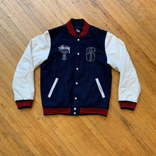 Load image into Gallery viewer, Stussy Varsity Jacket