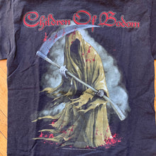 Load image into Gallery viewer, Children Of Bodom Reaper Band T-Shirt