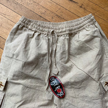 Load image into Gallery viewer, Gypsy Rose Grateful Dead Patch Cargo Shorts