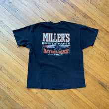 Load image into Gallery viewer, Harley Davidson Miller's Custom Parts Single Stitch T-Shirt