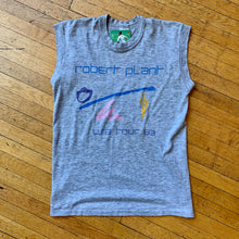 Load image into Gallery viewer, Robert Plant 1983 Tour Tank-Top