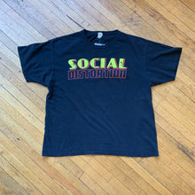 Load image into Gallery viewer, Social Distortion 2010 Tour T-Shirt