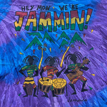 Load image into Gallery viewer, We Be Jammin Jamaica Tie Dye T-Shirt