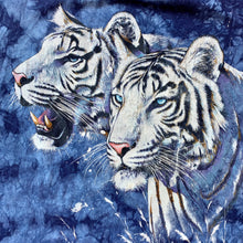Load image into Gallery viewer, White Tigers Crystal Wash T-Shirt