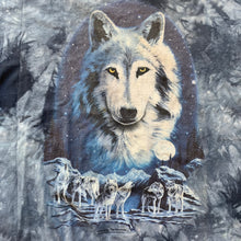 Load image into Gallery viewer, Pack Of Wolves Tie-Dye T-Shirt