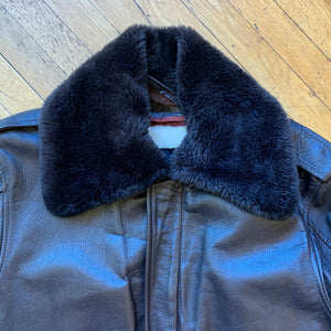 Wilson Leathers 70/80's Sherpa Collar Bomber