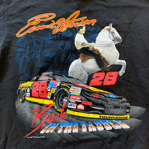 "Dale Earnhardt ""Back In The Saddle"" T-Shirt"