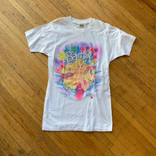 Load image into Gallery viewer, Barbie 1989 Super Star Single Stitch T-Shirt