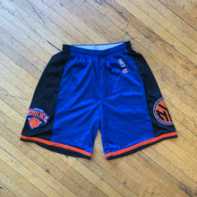 Load image into Gallery viewer, Champion NY Knicks Mesh Shorts