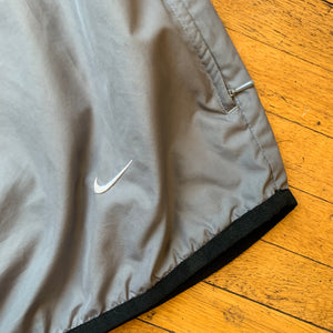 Nike 1/4 Zip Grey Pullover Jacket